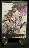 Casey Mize 2021 Topps Inception ROOKIE Base #76 Detroit Tigers RC