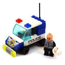 Blocktech mattoni Bambini Giocattolo Set marca compatibile POLIZIA SWAT 39 pezzi