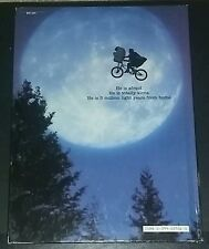 E.T. The Extra Terrestrial Story Book With Pictures From Stephen Spielberg