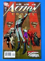 ACTION COMICS #860 COMIC BOOK ~ SUPERMAN ~ 2008 DC MODERN AGE  ~ VF/NM