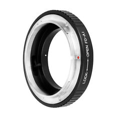 Macro Adapter For Canon FD Lens to Nikon Camera D5100 D7000 Without Glass DC182