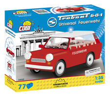 BRICKS COBI 24555 Trabant 601 Universal Feuerwehr Youngtimer Collection