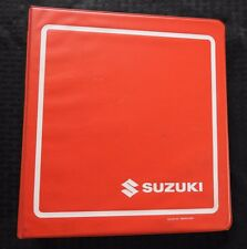 1998 SUZUKI 750 GSX750F STREET BIKE MOTORCYCLE REPAIR MANUAL VERY GOOD