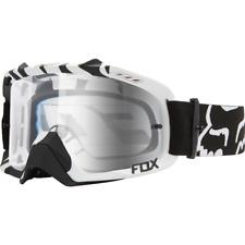 Fox Air Defence Goggle Blk White Zebra Precurved Impact Resistant Lens 14594-901