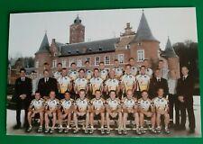 CYCLISME carte équipe cycliste VLAANDEREN T-Interim Eddy Merckx 2004
