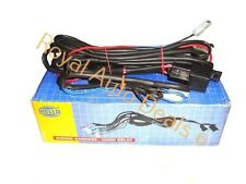 12V New Horn Wiring Harness Kit Grille/Grill Mount Compact Super Tone Fuse@US