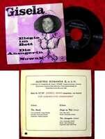 EP Gisela: Elegie im Bett - Die Ansagerin - Nowak (Austria Sonanda 517) D
