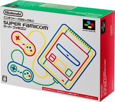 Super Famicom Classic Mini Console Japanese - Grey [S NES System, 21 Games] NEW