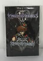 Disney Kingdom Hearts III Sora Crown Pin Square Enix Limited