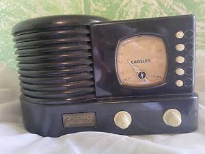 crosley radio vintage