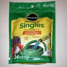 Miracle-Gro Grow All Purpose Watering Pre Measured Plant Food Fertilize 24-Pack