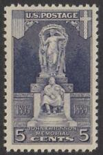 # 628 (1926) Ericsson Memorial - MNH