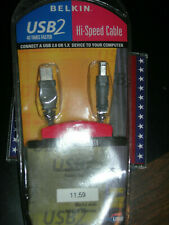 Belkin USB 2 High-Speed 2.0 Cable 6ft USB