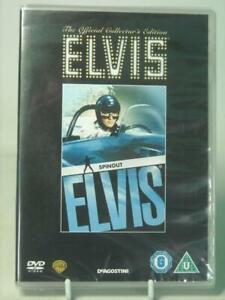 DeAgostini Elvis Presley SPINOUT DVD SEALED