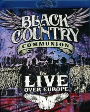 Black Country Communion - Live Over Europe [New Blu-ray] Digipack Packaging