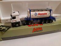 Actros 11  Reynolds Logistics Ltd. Dublin Port ,  Irland   25 FT Container 75098