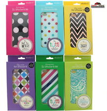 Apple iPhone 5 5S Hard Case Cover ~ NEW