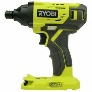 "Ryobi P235A 18V One+ 1/4"" Cordless Lithium-Ion Impact Driver (Bare Tool)"