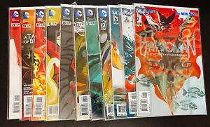 BATWOMAN (2011 DC Comics) -- #0 1 2 3 4 5 6 7 8 9 to 40 + Extras -- FULL Set