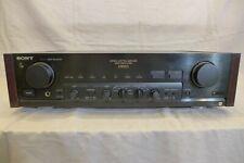 Sony TA-E80ES Stereo Control Amplifier SN:A700011 Pre Amplifier