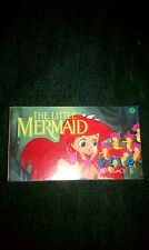 1993 Disney The Little Mermaid flip book