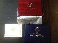 2009 Double Eagle Gold Coin Box (no Coin)