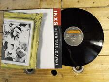 INXS NEVER TEAR US APART MAXI 45T NO LP VINYLE EX COVER ORIGINAL 1987