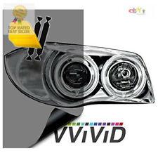 New Vvivid Headlight Tint Headlight Air Vivid Smoke Film Roll Vinyl Headlights