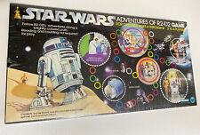 🌟SEALED VINTAGE KENNER 1977 STAR WARS ADVENTURES OF R2-D2 BOARD GAME PLAYSET
