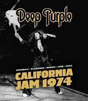 DEEP PURPLE - CALIFORNIA JAM 1974   BLU-RAY NEW+
