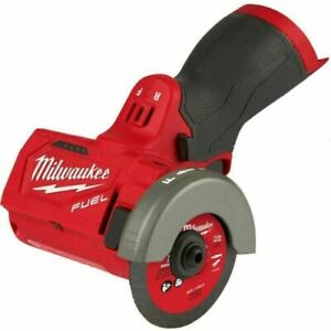 "Milwaukee 2522-20 M12 FUEL™ 3"" Compact Cut Off Tool"