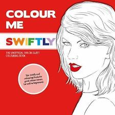 Colour Me Swiftly (Colour Me Good), Taylor Swift, Music, Pop Culture, Printed Bo