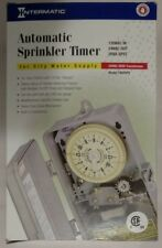 Intermatic T8845PV Automatic Indoor Outdoor Sprinkler Timer w/ Skipper BRAND NEW