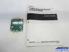 TI SN65LVDS100EVM DIFFERENTIAL REPEATER EVALUATION MODULE