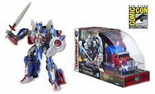 Transformers Last Knight 2017 SDCC Exclusive Voyager Class Optimus Prime