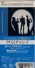 Christians, Born Again, NEW/MINT Japanese import 3 inch CD single