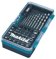 Makita Bit & Bohrer Set 48-tlg. B-28628 B 28628 Metallbohrer & Steckschlüssel