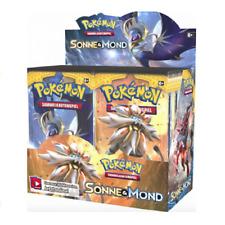 Pokemon Sonne und Mond Display deutsch Grundset (OVP)!