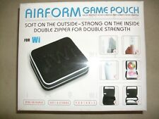 Airform Game Pouch for Wi Soft On The Outside and Strong On The Inside
