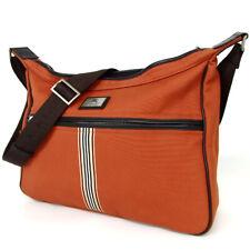 Authentic BURBERRY BLACK LABEL Shoulder Bag canvas/leather[Used]