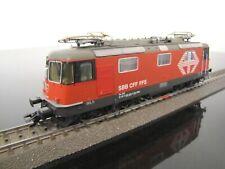Märklin H0 E-Lok Re 4/4 II (serie 420) der SBB Zürcher S-Bahn, neu, aus 29487