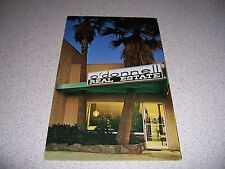 1960s O'DONNELL REAL ESTATE WEST COVINA CALIFORNIA CA. VTG POSTCARD