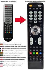 Ersatz Fernbedienung passend für AVANIT SHD5 HDTV Satelliten-Receiver