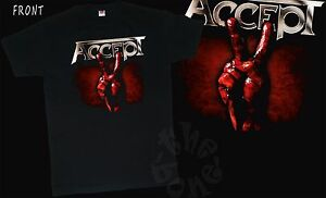 ACCEPT -Blood of the Nations- German heavy metal band,T_shirt-SIZES:S to 6XL