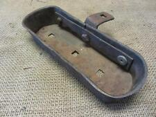 Vintage Metal Emerson Tractor Toolbox > Old Antique Farm Equipment Iron 9394