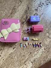 Polly Pocket Mini *Vintage* *Set*  *Midnight Set* *Tierärztin* *Esmeralda*