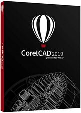 CorelCAD 2019 PC / MAC Digital License Key