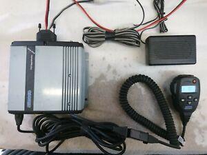 Simoco SRM9000 SRM9020 Vehicle Mounted 2M VHF Mobile Radio Two Way Radio