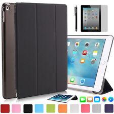 ULTRA SLIM Tasche iPad Air 1 Schutzhülle PU-Leder iPad 5 Case Cover +Folie Stift