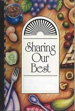 *CONROE TX 1993 HEAVENLY DISHES COOK BOOK *ST PAUL'S METHODIST CHURCH *LOCAL ADS